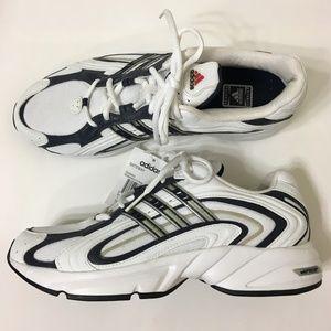 Adidas AdiPrene Gateway Running White Sneakers